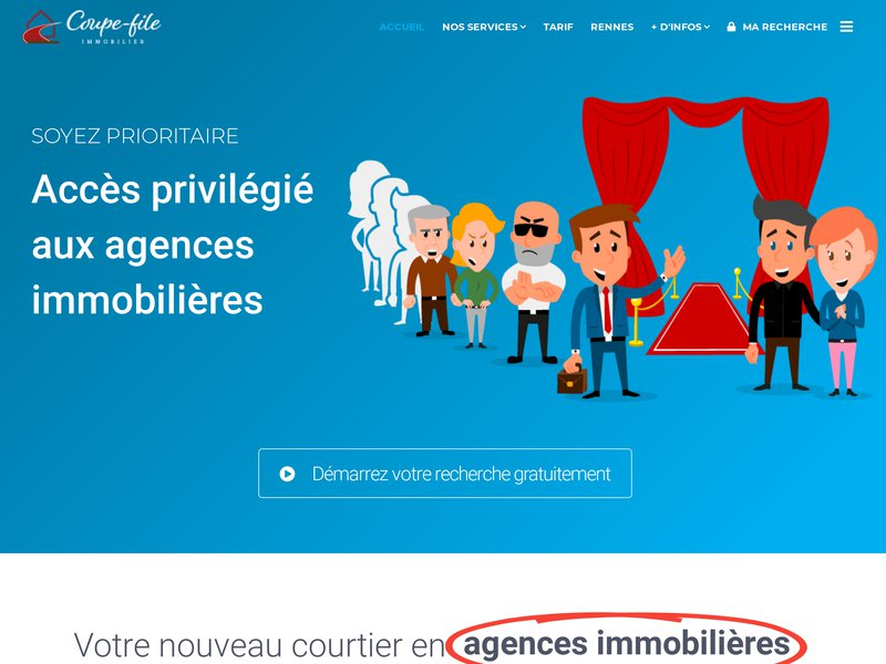 Coupe-File Immobilier